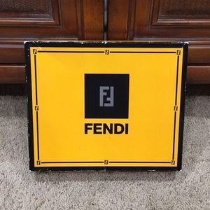 🖤💛🖤 AUTHENTIC FENDI EMPTY BOX